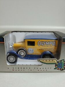 Olympia Ford Model A By Liberty Bank Panel Delivery Van