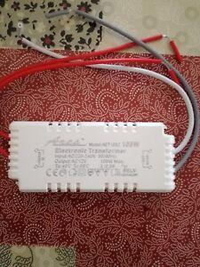 trasformatore elettronico da 105 w 12v ac