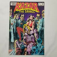 Ka-Zar The Savage #23 (Marvel Comics, 1983)