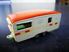 Matchbox Superfast Nr. 57B Trailer Caravan