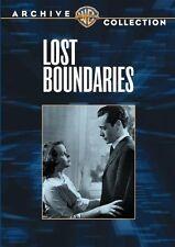 LOST BOUNDARIES - (B&W) (1949 Beatrice Pearson) Region Free DVD - Sealed