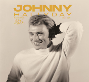Johnny Hallyday Essential Works 1960 - 1962 DOUBLE CLEAR VINYL (7TH MAY)PRESALE