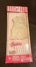 New Sealed 2006 Barbie Fashion Fever Dress Outfit Pink And Silver Mattel