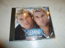 GEMINI - Steal Your Love Away - 1995 UK 4-track CD single
