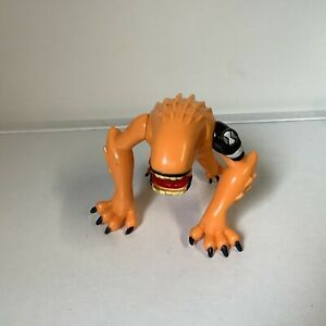 "Ben 10 Wildmutt 4"" Action Figure Cartoon Network Alien Bandai Alien Force"