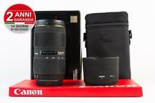 Sigma 50-150mm f2.8 APO EX DC HSM Canon  + 2 ANNI DI GARANZIA  - 2 YEARS WARR...