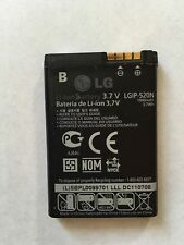 New OEM Original  LGIP-520N Battery for LG Chocolate GD900 GD900E GW505 BL40