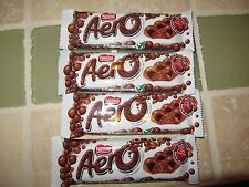 48 Aero Canadian Chocolate Candy Bars Bubbles by Nestle Canada FRESH