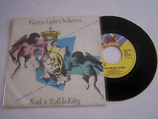 SP 2 TITRES VINYL 45 T , ELECTRIC LIGHT ORCHESTRA . ROCK'N ROLL . VG   / EX .