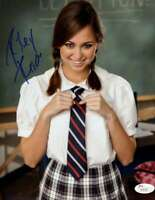 RILEY REED HAND SIGNED JSA COA 8X10 PHOTO AUTHENTIC AUTOGRAPH 3