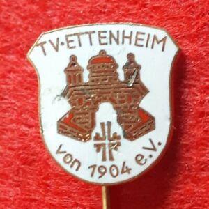 Anstecknadel TV Ettenheim von 1904 Südbaden