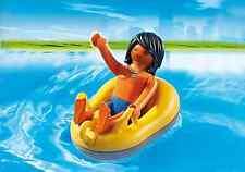 """Playmobil summerfun agua diversión nº 6676 """"rafting-neumático"""" nuevo y el verano-hit"""