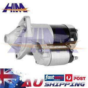 Starter Motor for Suzuki Sierra HOLDEN BARINA MB ML 1.3L G13A G13BA Petrol 85-99