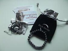 Earth Therapy Buddha Chakra Beads Bracelet& Necklace with Hematite Healing Stone