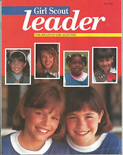 Girl Scout Leader Magazine - Fall 1991