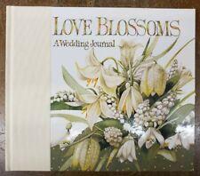 Wedding Keepsake Journal - Love Blossoms - Hallmark