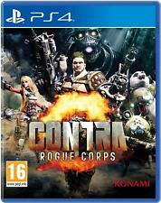 Contra: Rogue Corps (PlayStation 4)
