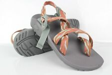 Chaco Women's Z/2 Classic Sandals Size 12 Going On Aqua Gray