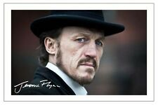 JEROME FLYNN RIPPER STREET ST CAST AUTOGRAPH SIGNED PHOTO PRINT