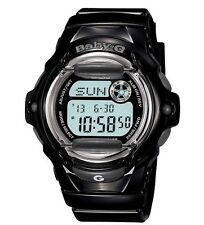 Casio Baby-G * BG169R-1 Glossy Solid in Black for Women COD PayPal
