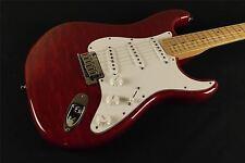 Fender Custom Shop Custom Deluxe Stratocaster ABY PICKUPS RW Faded Cherry Burst