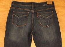 Levi's levis women's denim jeans 505 Straight Sz 8 M W-32 L-31 R-9.5 EUC