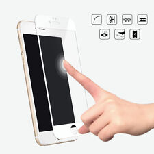 Premium Lightweight 3D Full Tempered Glass Screen Protector for iPhone7-White