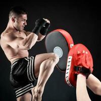 Boxen Stanzen Gebogenes Ziel Fokus Punch Mitt Pad Training Handsch Sparring P3X7