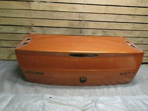 2003-2005 DODGE NEON SRT4 TRUNK 2.4L orange