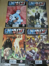 COUP d'ETAT, COMPLETE 5 issue 2004 WS series : WILDCATS, Stormwatch, Authority +