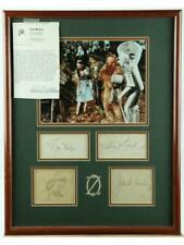 Wizard of Oz Framed Signed Photos Lot 229