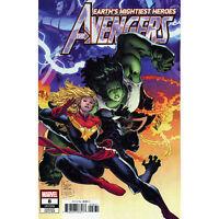 Avengers #8 Marvel Comics Tan 1:25 Variant