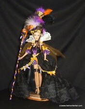 *Witchy* Witch Exotic Gothic 1700's Marie Antoinette OOAK Barbie Mistress ~FFF