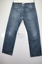 levi's 501 (Cod. M1514) tg50 W36 L32  jeans usato vintage