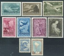 Argentina/Stamps, 1951 - Complete Year, Mnh.