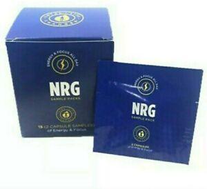 🚀Real Energy🚀 TLC Travel NRG Weight Loss /Energy Focus-15 Packs/30 Capsules )