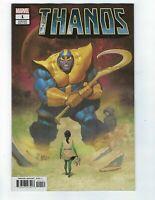 Thanos #1 MARVEL COMICS Olivetti Variant Cover E 1ST PRINT