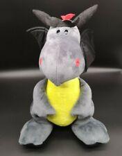 Nici Drache Dragon Grau Gelb 50 Cm Stofftier