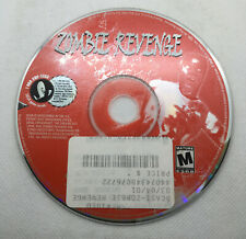 Zombie Revenge - Game Disc Only - Tested - Sega Dreamcast