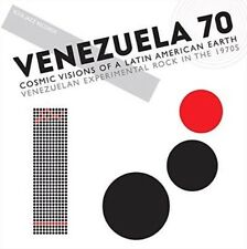 Soul Jazz Records Presents - Venezuela 70 Cosmic Visions of a Latin Americ CD