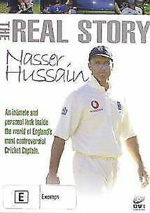 Nasser Hussain - The Real Story (DVD, 2005)