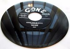 The Dubs Could This Be Magic 1957 Gone 5011 Black Label 1st Press 45 Strong VG