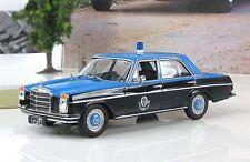 1:43 Mercedes-Benz W114 Police Qatar Police cars of the world + Magazine #70