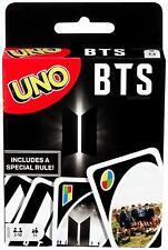 UNO BTS, brand new, by Mattel