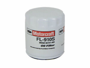 For 1981-1989 Plymouth Reliant Oil Filter Motorcraft 35695NR 1982 1983 1984 1985
