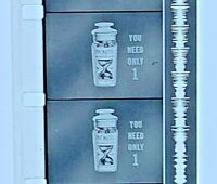 16mm Advertising Film Reel - Consumer Drug Corporation PRONITE #2 (C07)