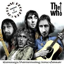 The Who  -  Live a the SARATOGA PERFORMING ARTS CENTER  1971 AUGUST 2nd LTD 2 CD