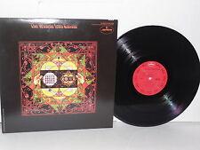 The WIZARDS FROM KANSAS LP 2005 Pressing Mercury Records Prog Psych Vinyl