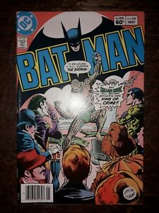 BATMAN #359 / 1st Killer Croc Cover & Origin! 1983