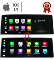 CarPlay + Fullscreen for BMW CarPlay + Video in Motion - USB Plug & Play